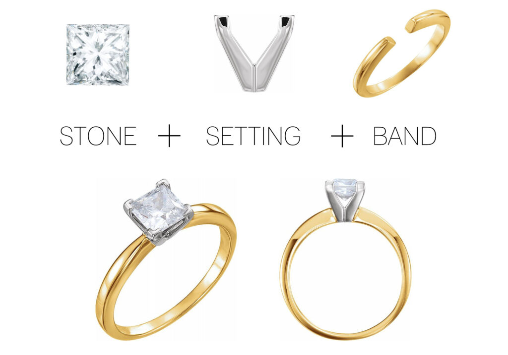 Solitaire Jewellers Woden Custom Engagement Rings
